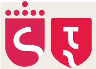 Logotipos de Tarragona y San Sebastian de los Reyes