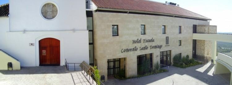 Hotel Escuela Archidona: Hotel Escuela Convento Santo Domingo