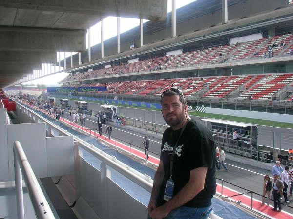 Circuit de Catalunya. Gran Premio de España 2009