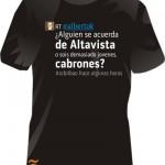¿Quien se acuerda de Altavista? ¿O sois demasiado jovenes, cabrones? (Dicho por Alberto Knaap en su genial ponencia...)
