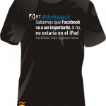 Sabemos que facebook va a ser importante, si no, no estaría en el iPad (Futurologo Nuño, habrá que estar atentos)