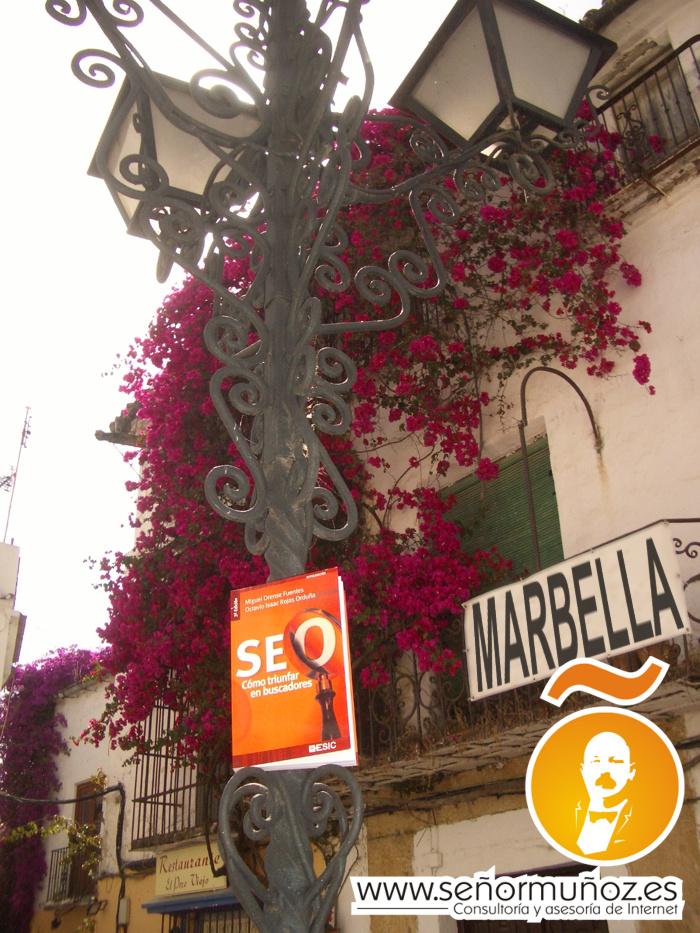 Libro SEO Marbella