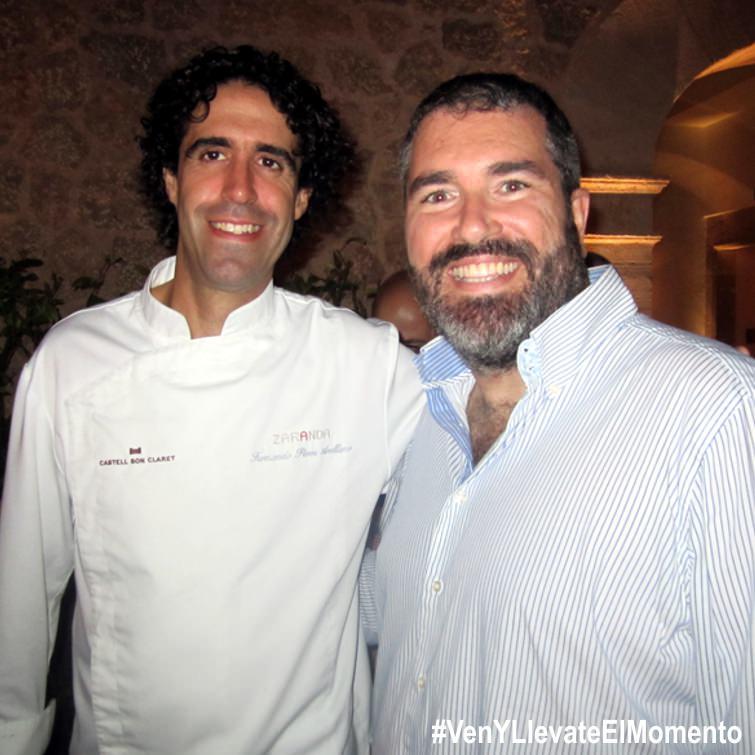 Fernando Muñoz Con Fernando Pérez