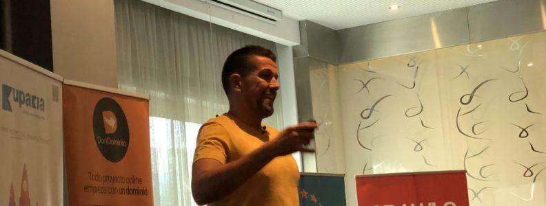 Sergio Simarro, Congreso SEO profesional